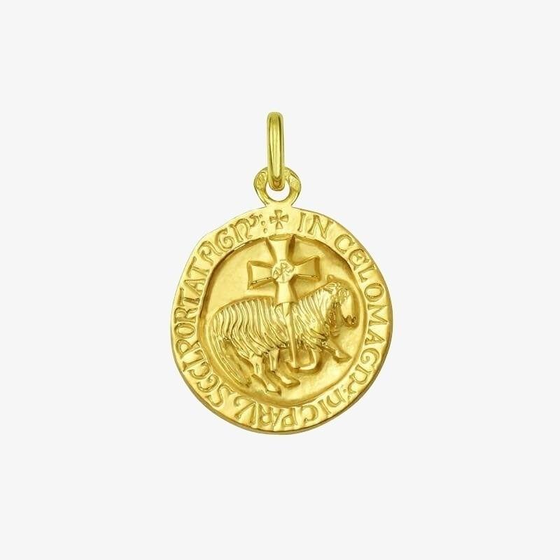 Médaille de baptême - ARTHUS BERTRAND